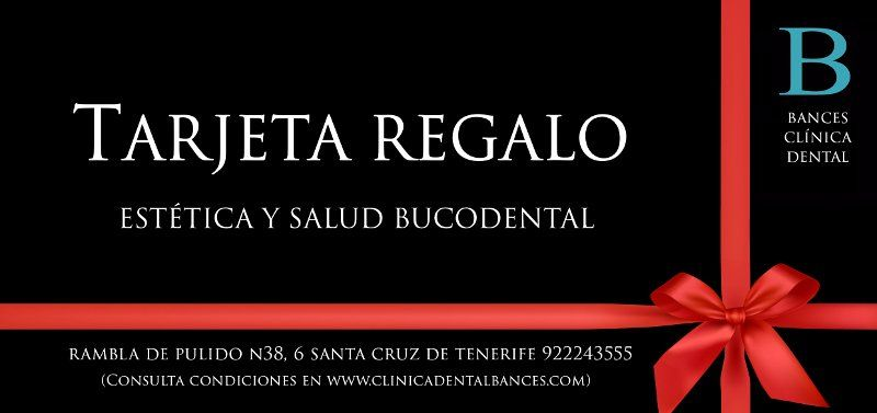 regalo estetica y salud dental