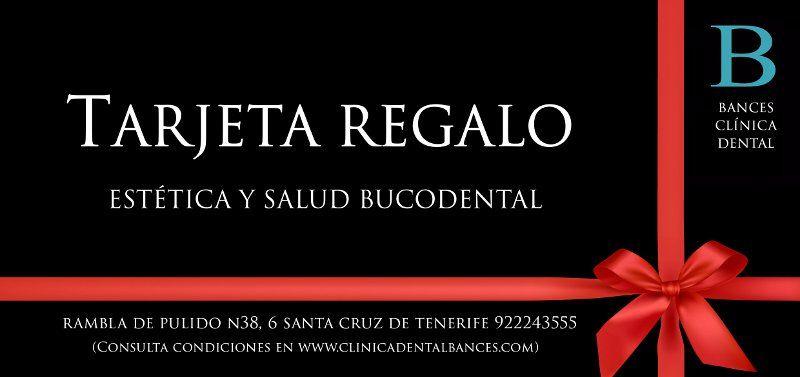 regalo estética y salud dental