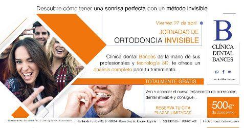 promoción ortodoncia invisible invisalign