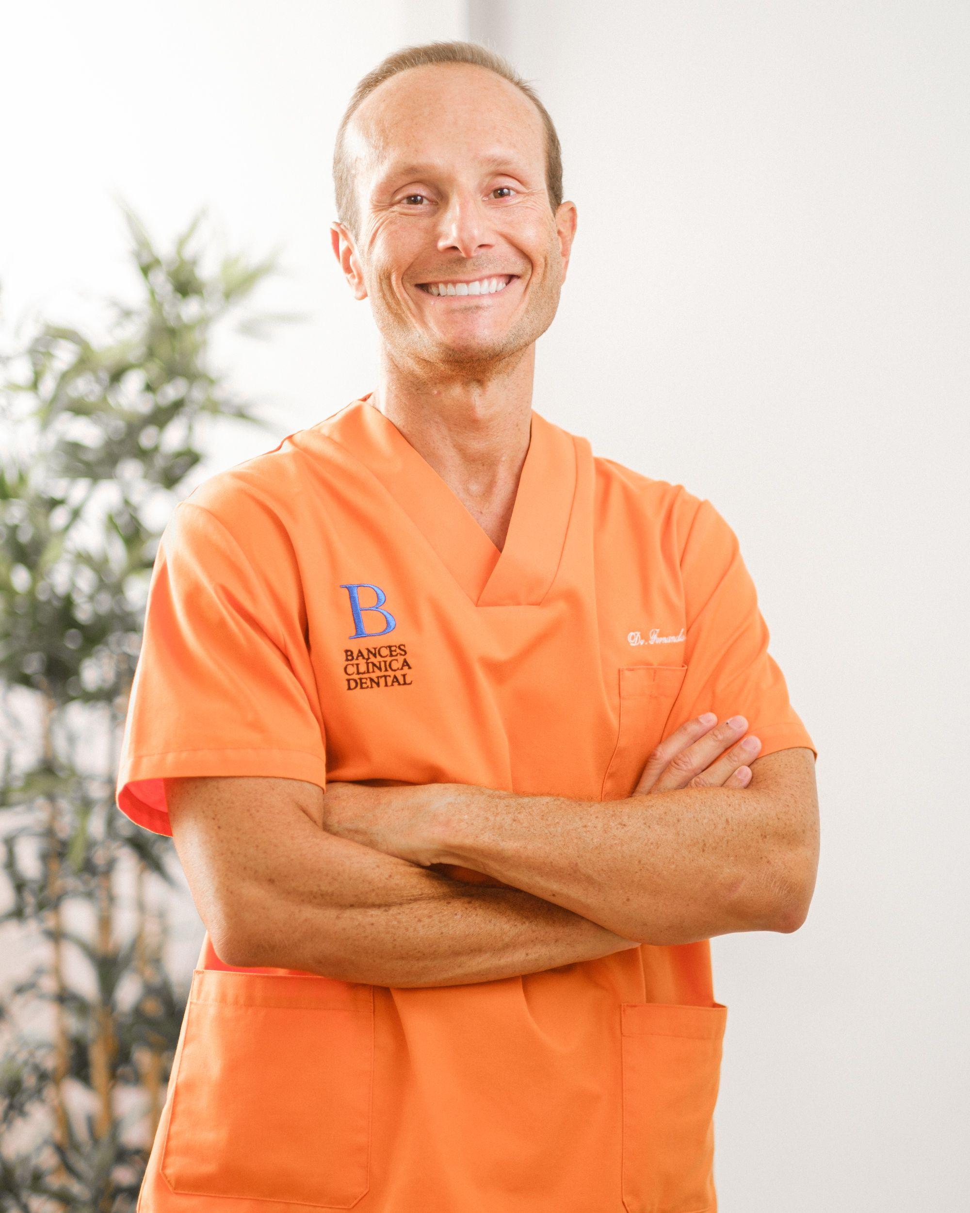 Dr. Fernando Bances Del Castillo